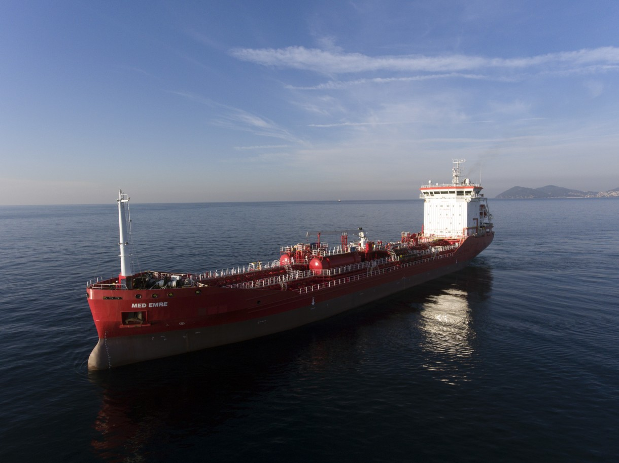 Another 8400DWT Chemical Tanker  has Joined YMN Tanker Management
