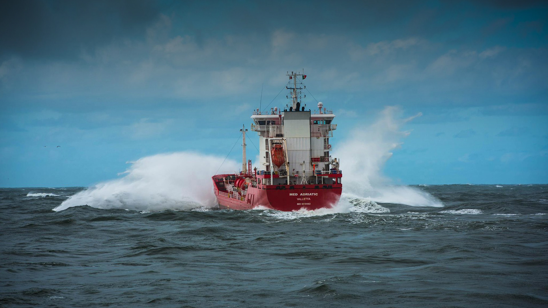 <small2>Committed to provide safe, efficient, reliable and environmentally responsible ocean transportation.</small2>